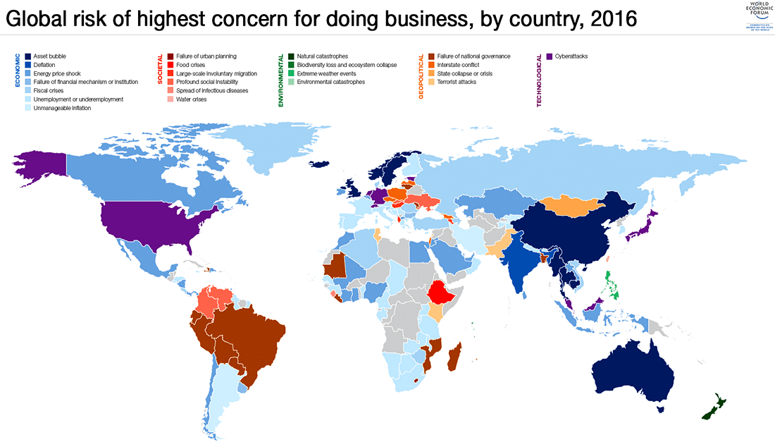 Project Financing Approved Countries